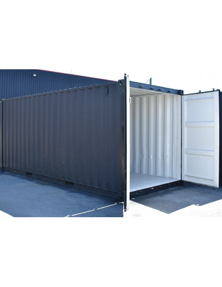 Container at Gonesse - Arsonval
